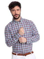 Chaps pánská kostičkovaná košile s dlouhým rukávem