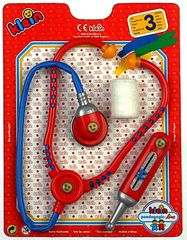 Klein Stetoskop s doplnkami