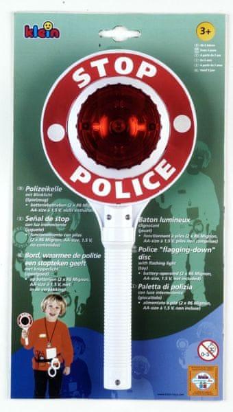 Klein Policejní terčík na baterie