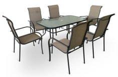 V-Garden HAVANA asztal II. osztály