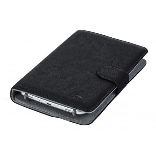 """RivaCase univerzalna torbica za tablice do 20,32 cm (8""""), črna (3014)"""