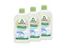 Frosch EKO 3x500ml Mycí prostředek na kojenecké lahve a dudlíky