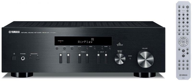 Yamaha R-N301 (Black)