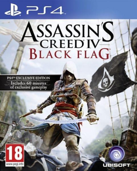 Ubisoft Assassins Creed IV Black Flag / PS4