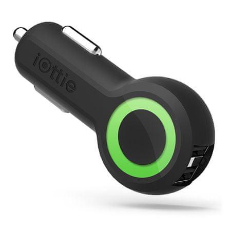 iOttie Szivargyújtós USB elosztó, 2,5 A