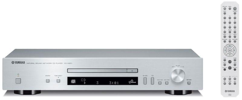 Yamaha CD-N301 (Silver)