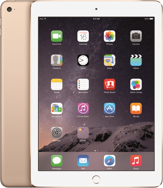 Apple iPad Air 2 Wi-Fi 32GB Gold (MNV72FD/A)