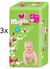 Magics Pieluchy Flexidry Maxi (7-18 kg) Ecopack- 174 szt.