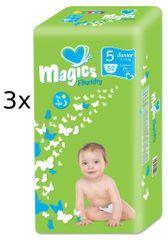 Magics Pieluchy Flexidry Junior (11-25 kg) Ecopack - 156 szt.