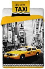 Jerry Fabrics povlečení New York taxi
