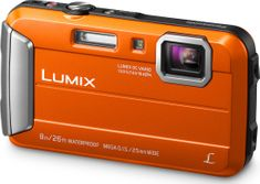 Panasonic aparat cyfrowy Lumix DMC-FT30EP