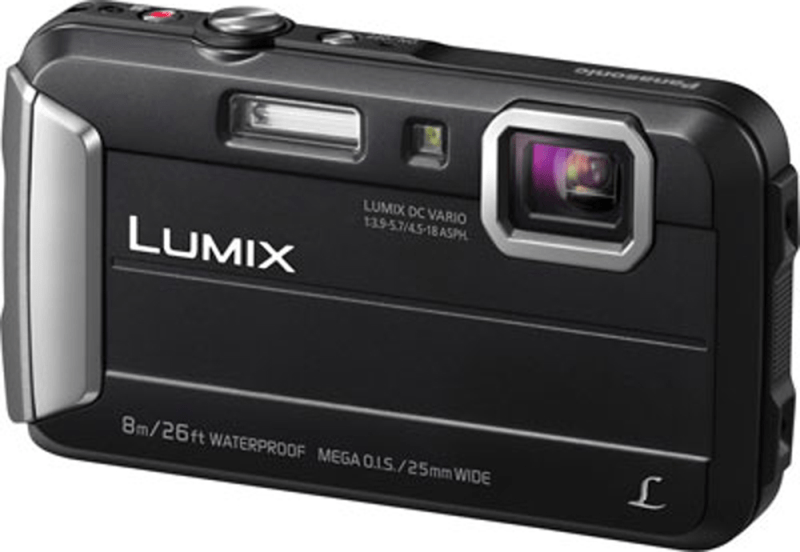 Panasonic Lumix DMC-FT30EP-K (Black)