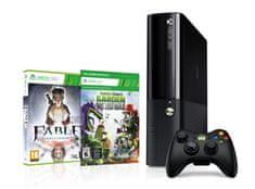 Microsoft XBOX 360 500GB Stingray + Plants vs. Zombies + Fable Anniversary