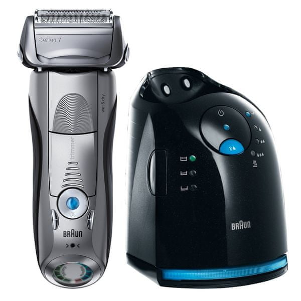 Braun Series 7-799-7 Clean&Charge (Wet&Dry)