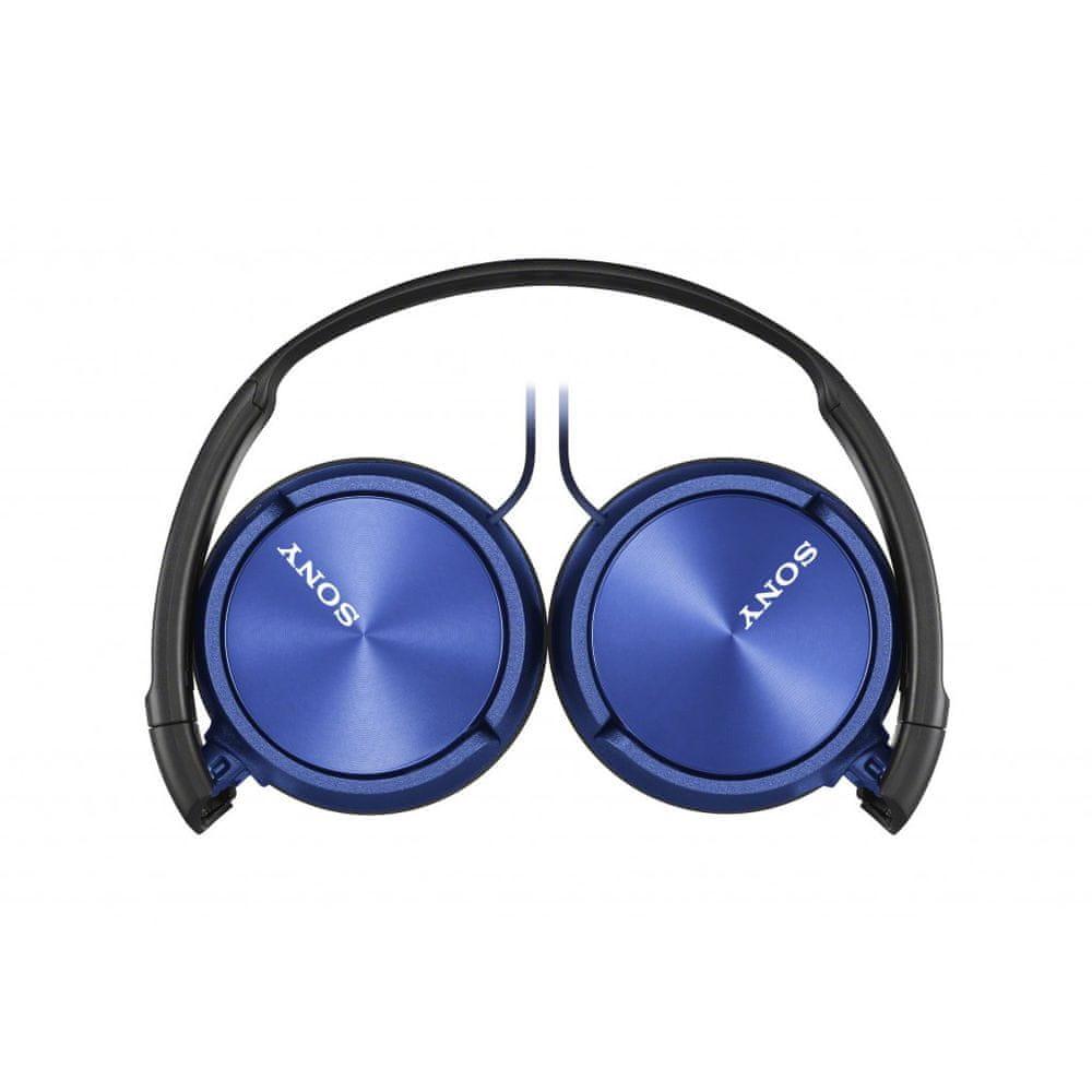 Sony MDR-ZX310L sluchátka (Blue)