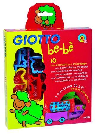 BE-BE modelčki za plastelin 10/1