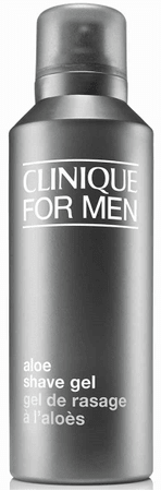 Clinique żel do golenia Aloe - 125 ml