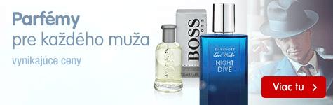 SK Pánske parfémy
