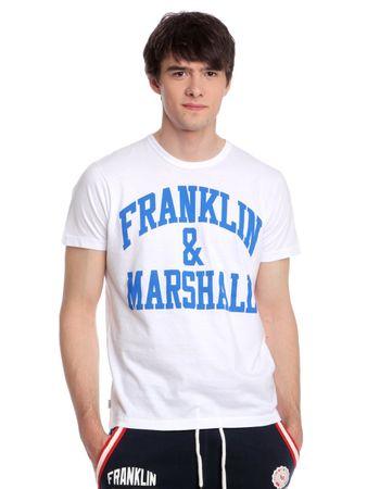 Franklin&Marshall TSMVA079 XXL fehér
