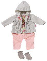 Baby Annabell Zestaw ubranek dla lalki z szarą bluzą