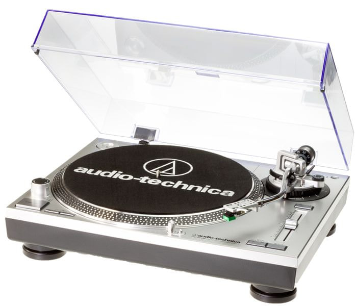 Audio-Technica AT-LP120USBHC (Silver)