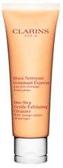 Clarins żel oczyszczający Doux Nettoyant Gommant Express - 125 ml