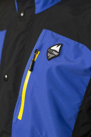 High Point Thunder Jacket blue black M - Diskuze  8bfb7293825