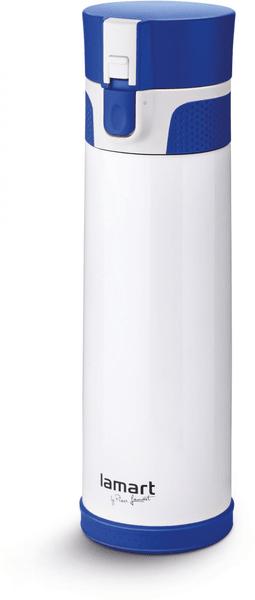 Lamart Termoska Ruta 0,5 litru, modrá