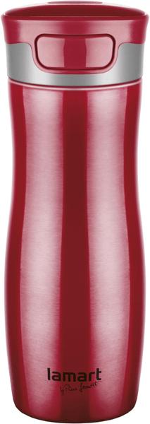 Lamart Termoska Conti 0,48 litru, červená