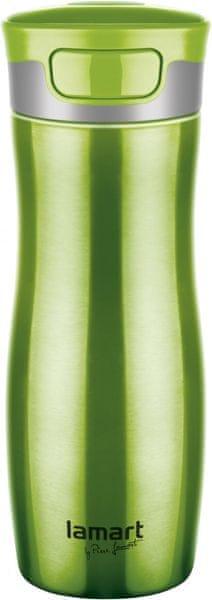 Lamart Termoska Conti 0,48 litru, zelená