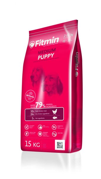 Fitmin Medium Puppy 15 kg