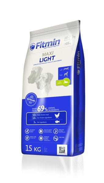 Fitmin Maxi Light 15 kg