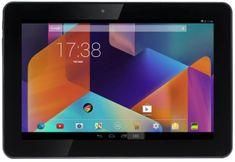 "HANNSPREE HannsPad 10.1"" HD, Android 4.4, Quad-Core, 16GB, čierny"