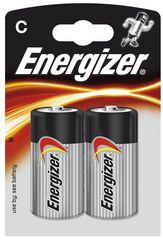Energizer Classic C elem, 2 db