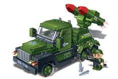 BanBao Stavebnice Defence Force raketomet 203ks
