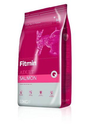 Fitmin sucha karma dla kota Adult Salmon - 10kg