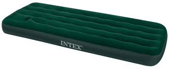 Intex napihljiva postelja Twin Downy airbed, (66927)
