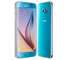 Samsung Galaxy S6, 64 GB, modrý