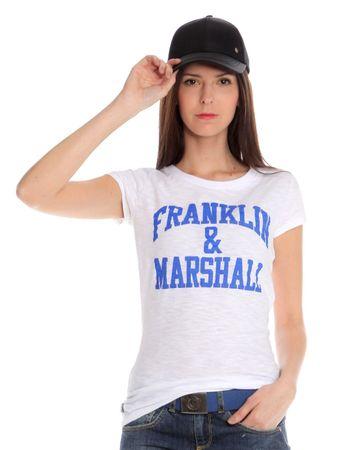 Franklin&Marshall TSWVA574N S biały