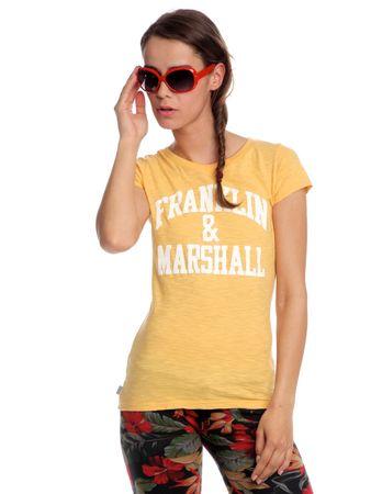 Franklin&Marshall TSWVA574N L rumena