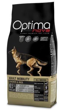 Optima NOVA Dog Mobility Kutyatáp, 2 kg