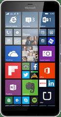 Microsoft GSM telefon Lumia 640 XL LTE, črn