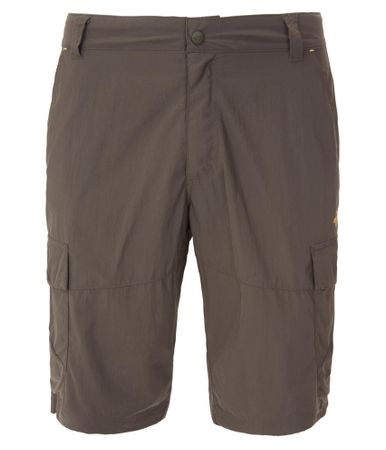 The North Face M Explore Short Black LNK Green 32