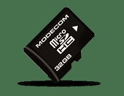 Czytnik kart pamięci microSD
