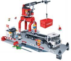 BanBao Stavebnice Transportation nákladní přístav