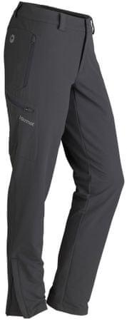 Marmot hlače Scree, ženske, sive, 4