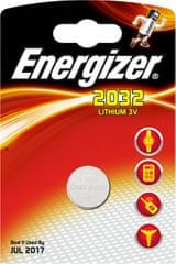 Energizer CR2032 1ks Lithium