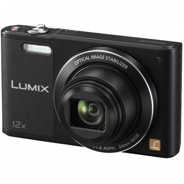 Panasonic Lumix DMC-SZ10EP-K (Black)
