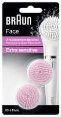 Braun ščetka za čiščenje obraza SE 80S