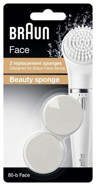 Braun Kosmetická houbička Face 80B
